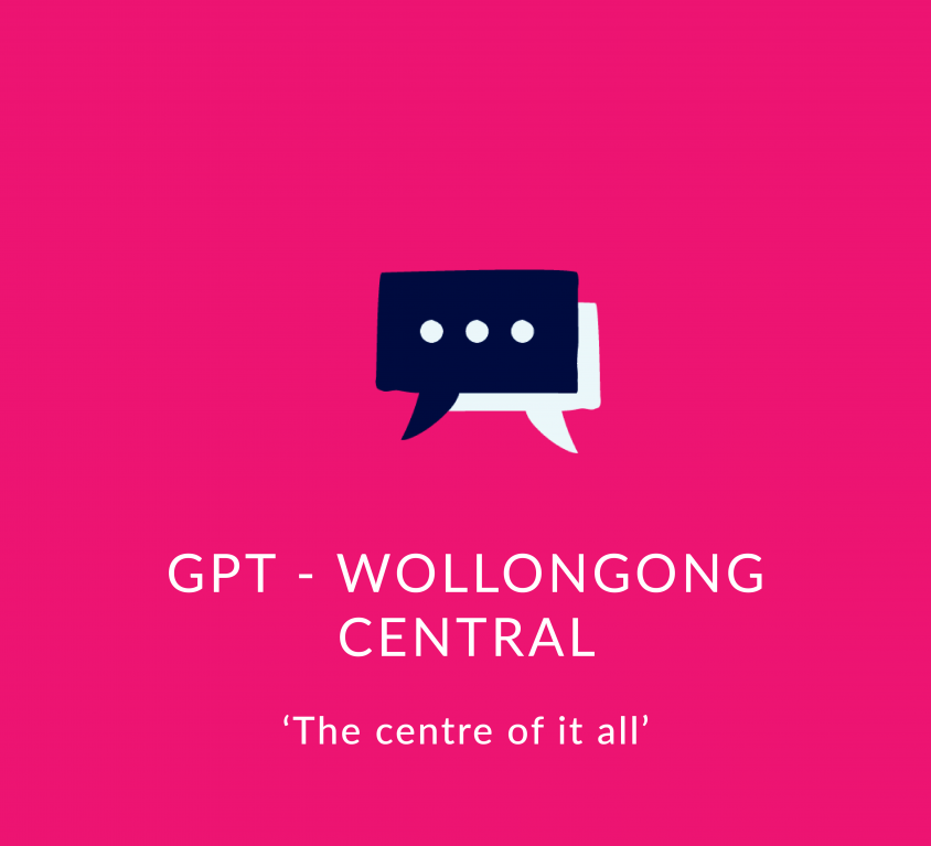 Wollongong Central – Centre of it all