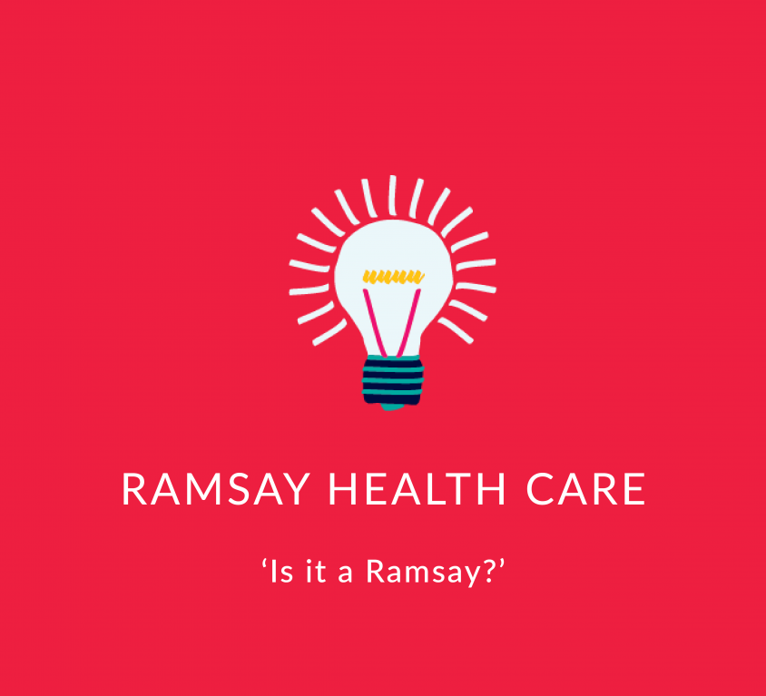 Ramsay Health Care – Is it a Ramsay?
